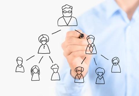 multilevel network marketing