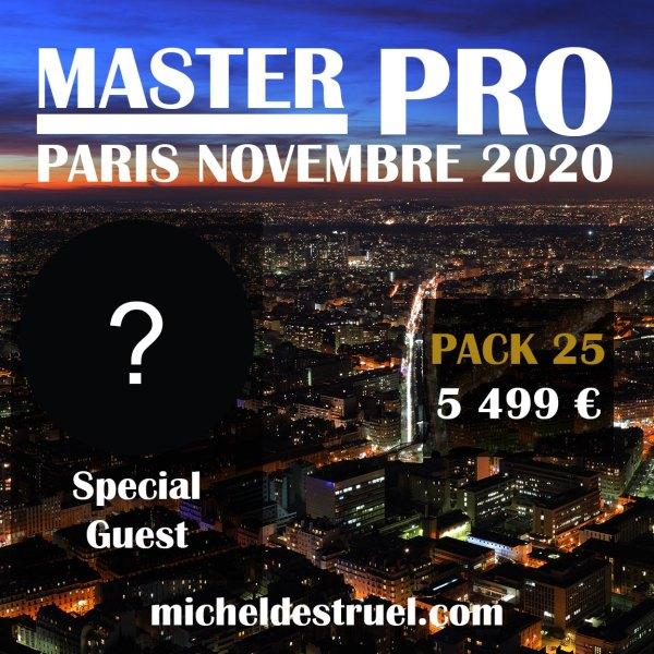 Produit-PACK-25-Master-pro-2020-Michel-Destruel