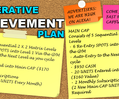 Cooperative Achievement Plan