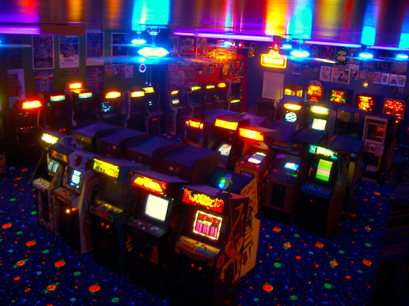 Network Music Festival      A hi tech musical weekender    26 28th     Games Arcade     UNLIKELY PLACES