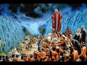 Moses at the Red Sea