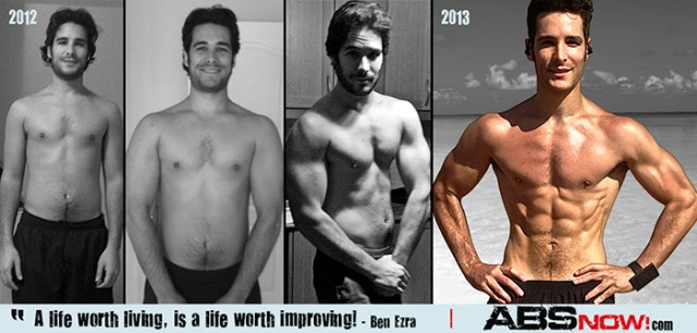 Transformation - Ben Ezra - Facebook Network Pick Up