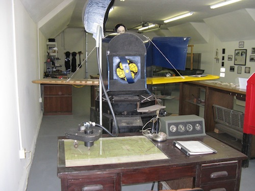 Exhibit, Freeman Army Airfield Museum | H-Midwest | H-Net