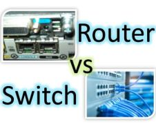 Switch vs Router