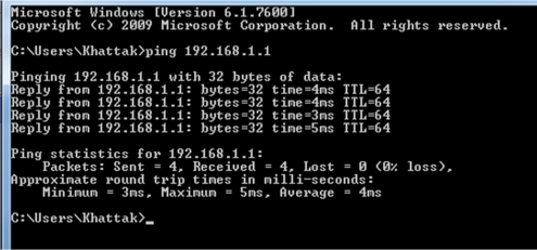 Ping and Traceroute 10