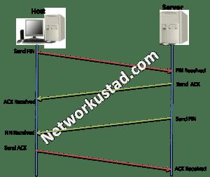 TCP Connection Establishment and Termination 4