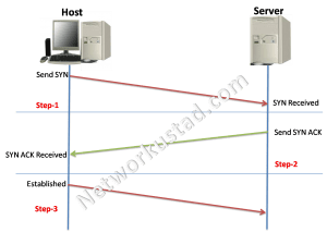 TCP Connection Establishment and Termination 3
