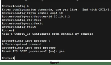 OSPFv3 Configuration 18