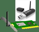 Wireless Network Interface Card (WNIC)
