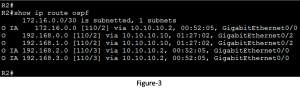 How to Verify Multiarea OSPF 5