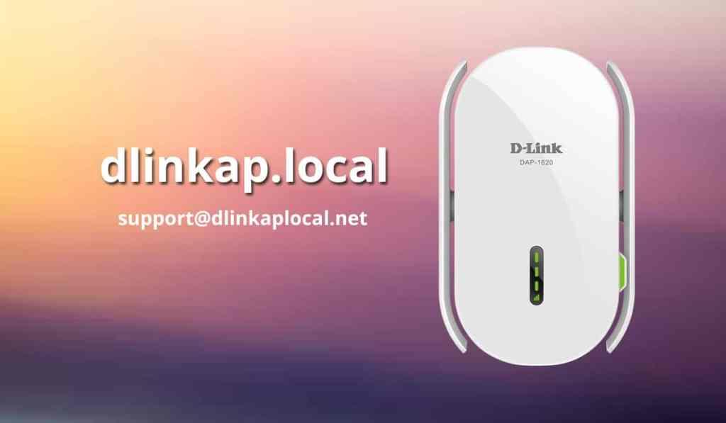 Dlink extender