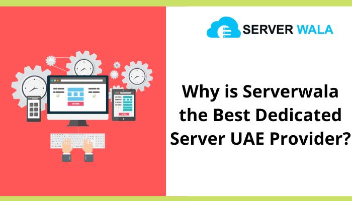 How Serverwala's Dedicated Server UAE is helpful for Emerging Businesses 7