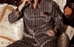 Silk Pajamas for Men