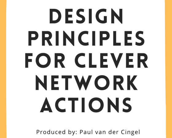 Design Principles for Clever Network Actions