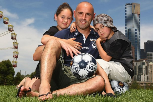 kevin muscat family