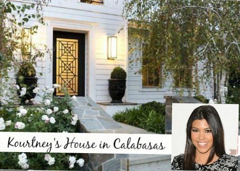 Kourtney Kardashian Net Worth - Salary, House, Car