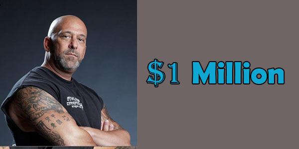 How Much Is Danny From Counting Cars Worth