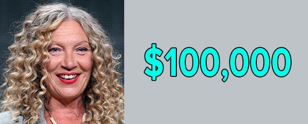 Life Below Zero Cast Kate Roker-Bassich's net worth is $100,000 as of 2018