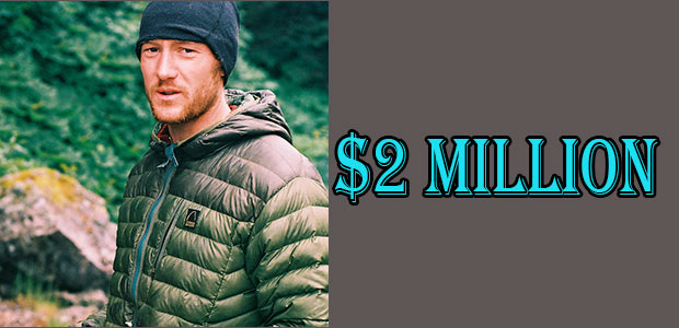 Eivin Kilcher's Net Worth is $2 Million