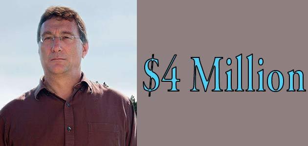Marty Lagina's Net Worth is around $4 Million