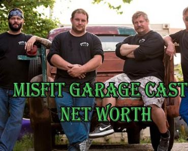 Misfit Garage Cast Net Worth