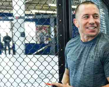 Image of Georges St-Pierre net worth,parents, house, wiki-bio, relationship