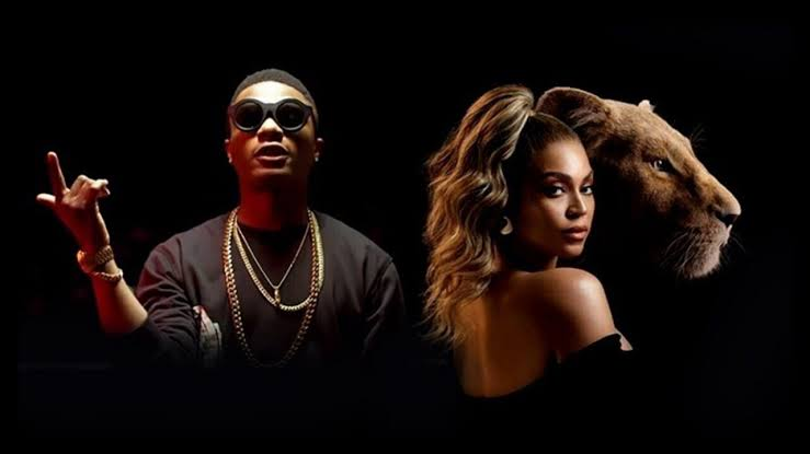 """Beyonce and Wizkid's """"Brown Skin Girl"""" has been nominated for 2021 Grammy awards"""