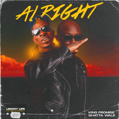 King Promise Ft. Shatta Wale – Alright (Video)