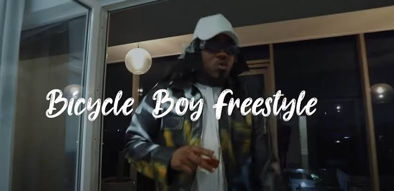 Ice Prince – Bicycle Boy Freestyle (Video)