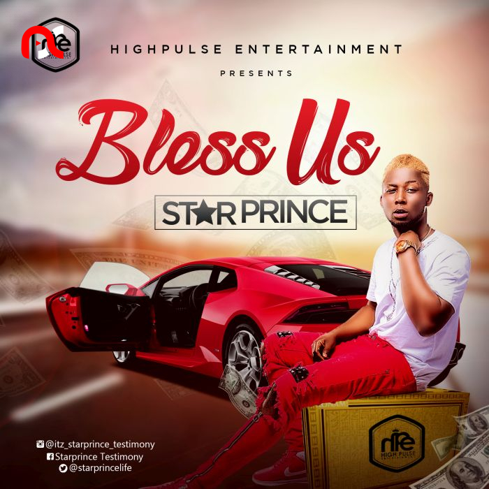 Star Prince – Bless Us