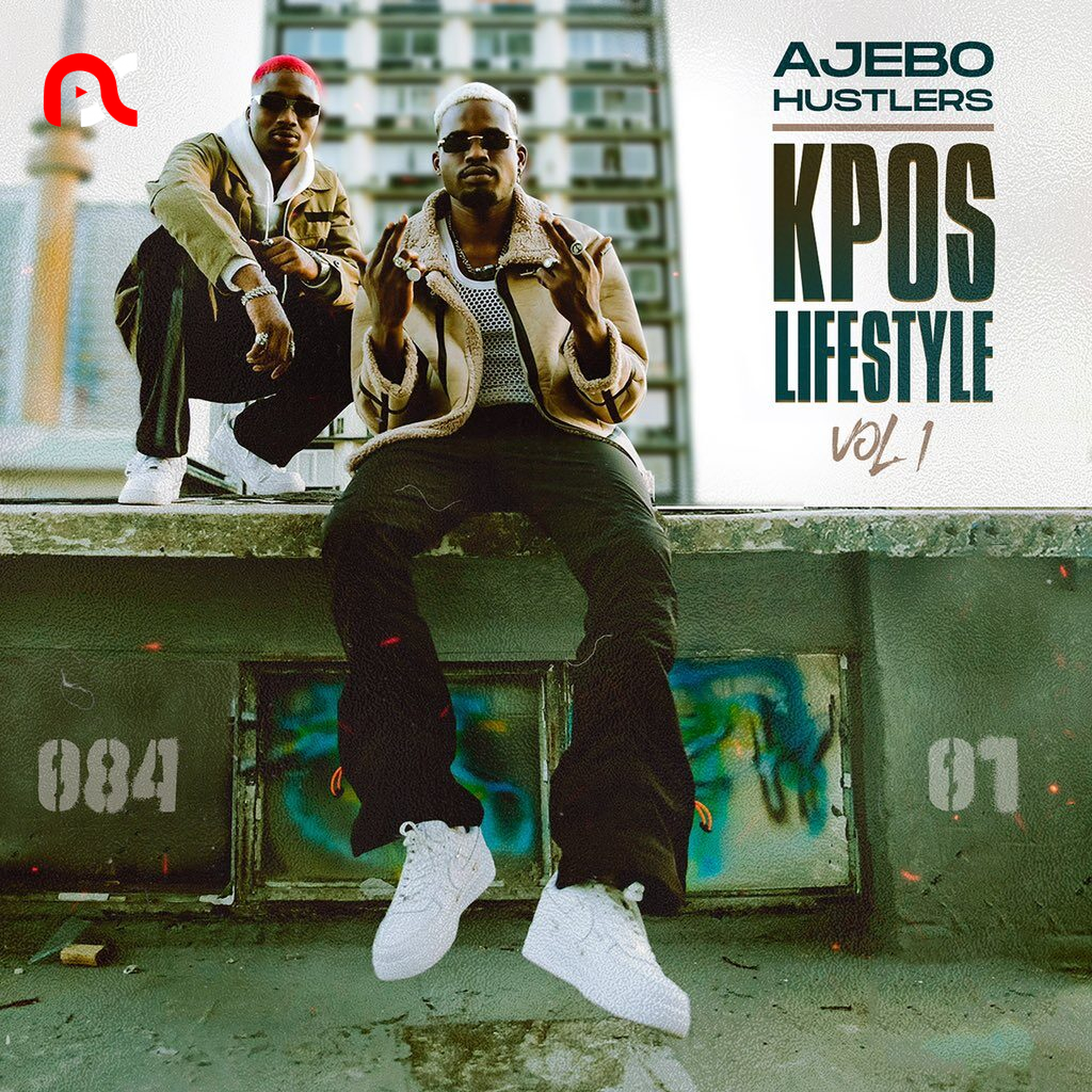 """Ajebor Hustlers annouces the release date of their debut album """"Kpos Lifestyle"""""""