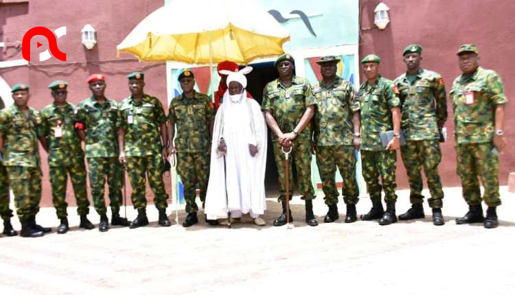 Insecurity: Chief Of Army Staff Seeks Traditional Rulers Support