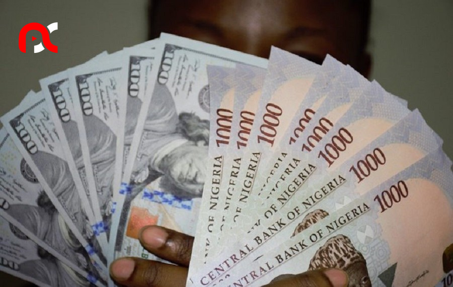 Naira crashes further at official market as demand pressure persists