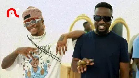 Sarkodie – Non Living Thing Ft Oxlade (Video)