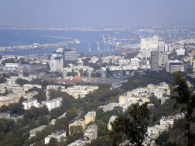 Хайфа. Фото Netzah.org (c)
