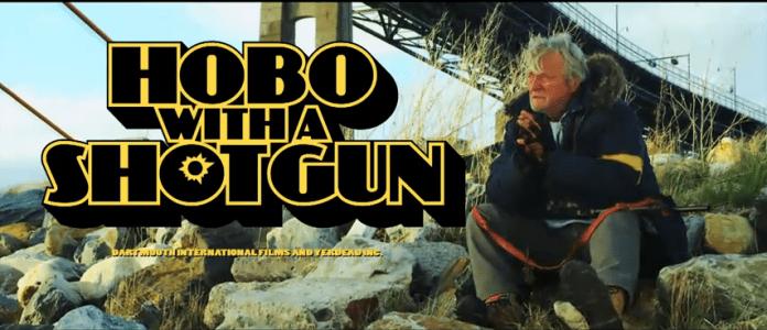 Ein Penner mit 'ner Shotgun (Trailer)