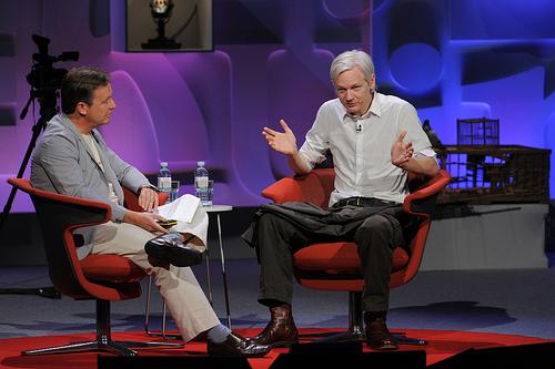 Julian Assange plant eigene TV-Show [Update]