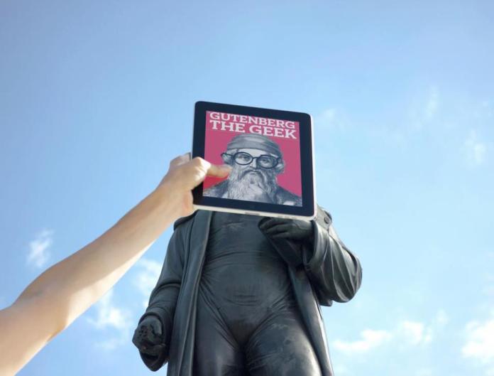 Gutenberg 2012 – Neue und alte Medienrevolutionäre