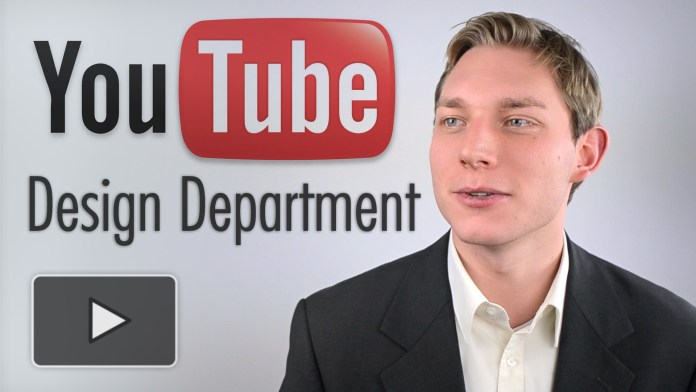 Youtube-Design Promo Video Parodie