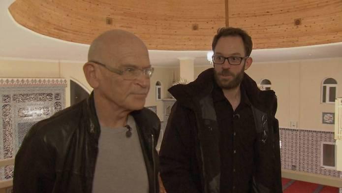 Durch die Nacht mit Daniel Domscheit-Berg und Günther Wallraff