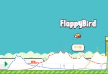 Suche nach Flappy Bird