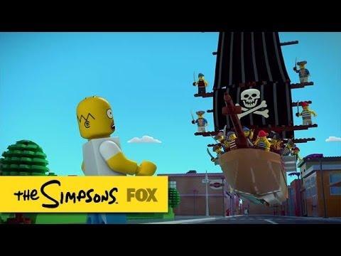 Die Lego Simpsons Folge (Trailer)
