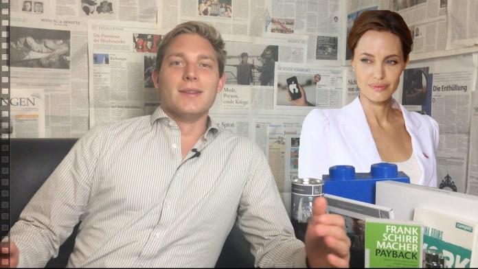 Angelina Jolie, John Oliver & wieviel Geld soll Ich verlangen?