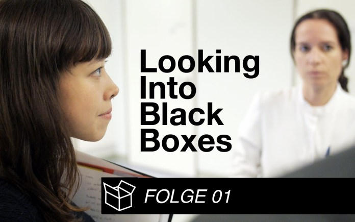 Algorithmen im Krankenhaus – Looking Into Black Boxes