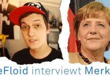 LeFloid Merkel Interview