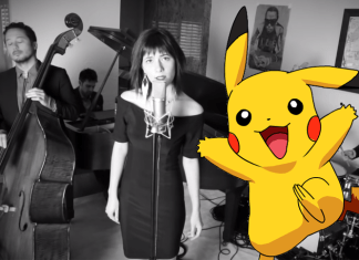 Pokemon Theme Jazz Cover