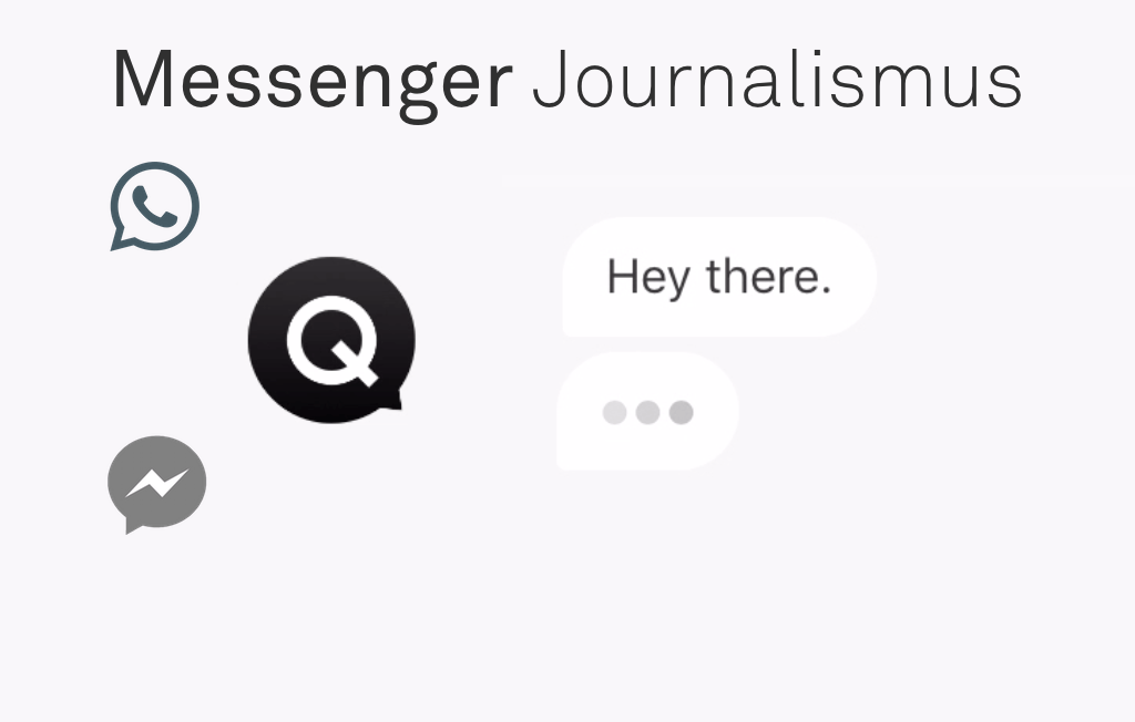 Messenger Journalismus
