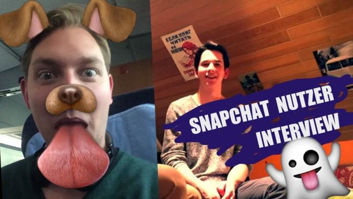 Wie die Jugend Snapchat benutzt