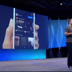 f8 facebook Live Video Tab