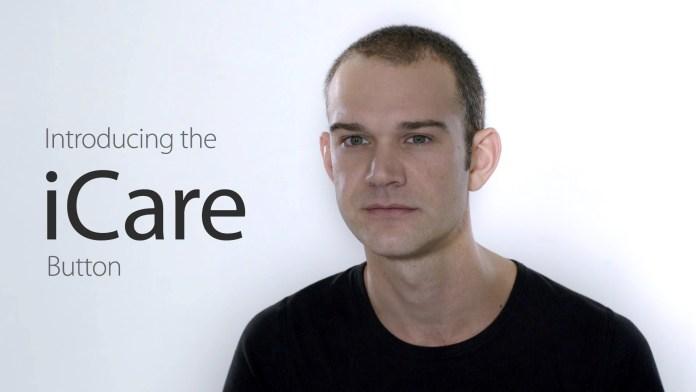 Apple führt iCare Button ein
